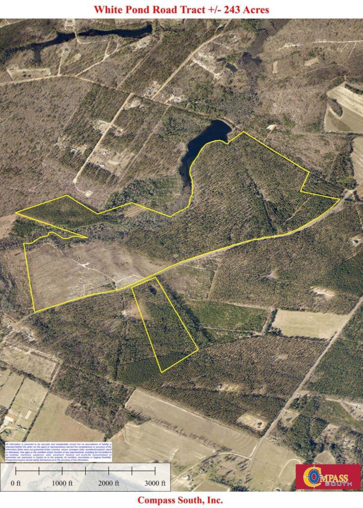 White Pond Road Aerial
